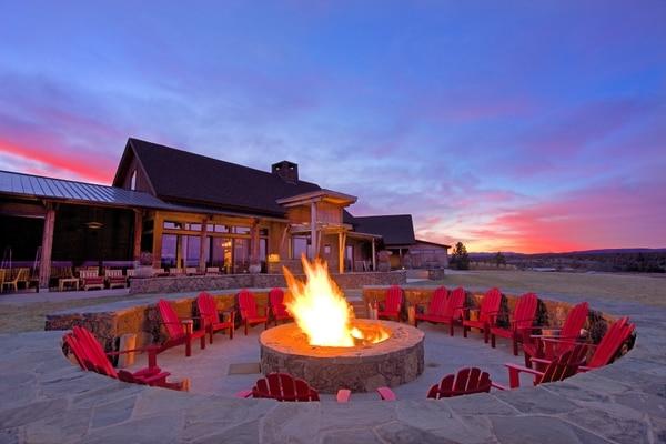 Brasada Ranch, where the Hustle hard Retreat will be held. Courtesy of Margolis.