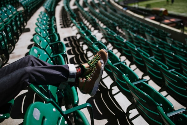 You Will Soon Be Able To Buy Portland Timbers Themed Shoes