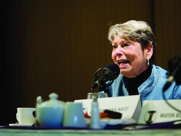 The late Mayor Vera Katz. (Brian Lee)
