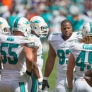 Ndamukong Suh (93) in 2015. (Keith Allison)