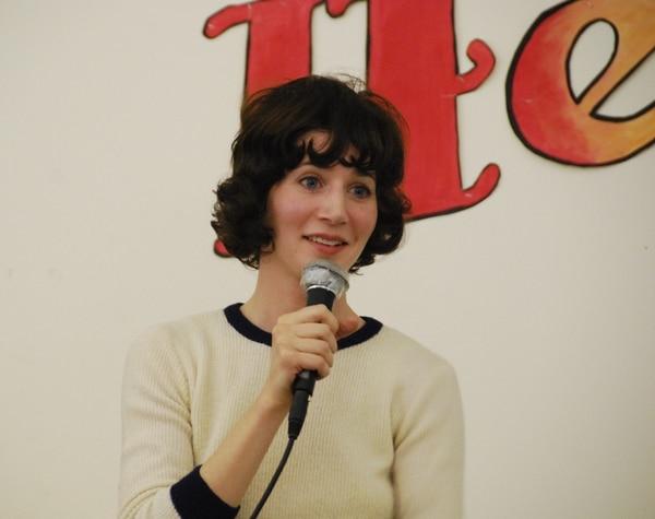 Miranda July in 2007. (Steve Rhodes)