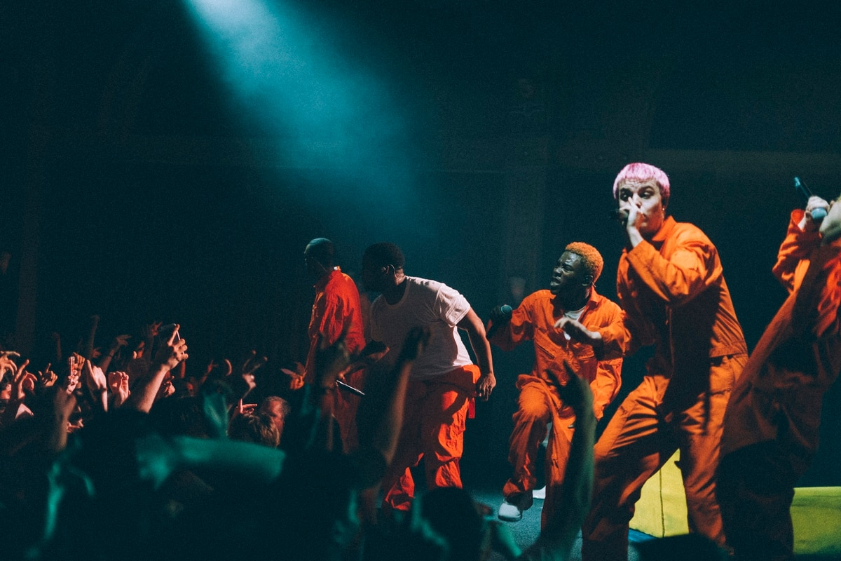"Brockhampton Stakes Their Claim to Being ""The Greatest Boy ..."