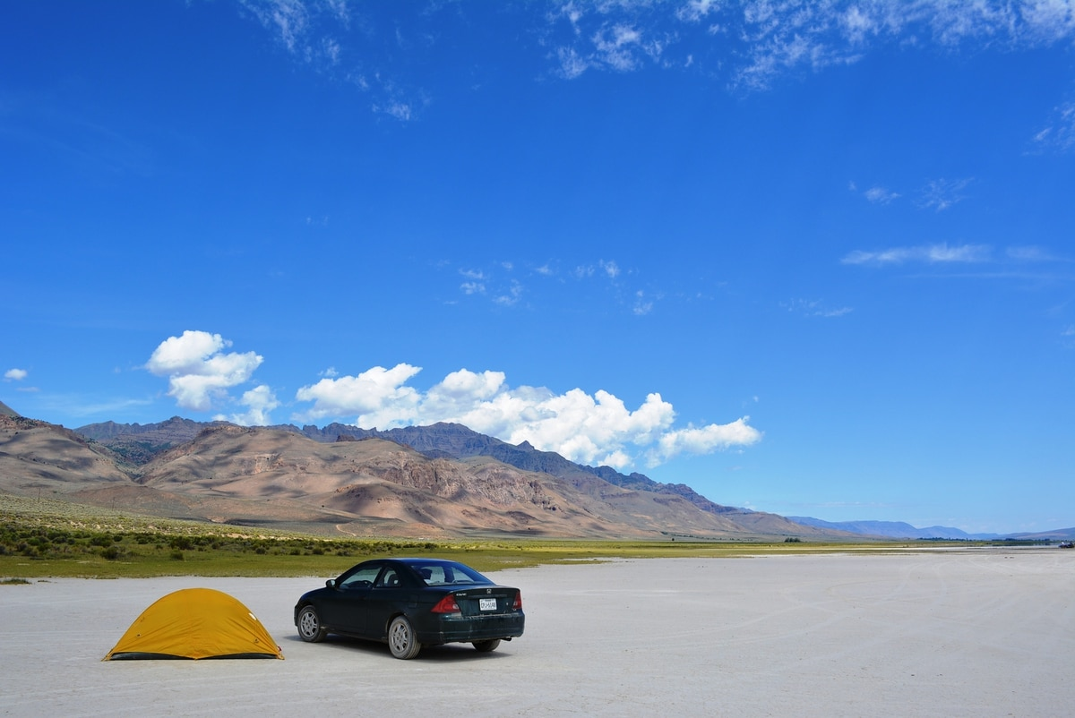 Alvord Desert Oregon Map.New Mercedes Benz Ad Features Blind Car Mechanic Driving For The