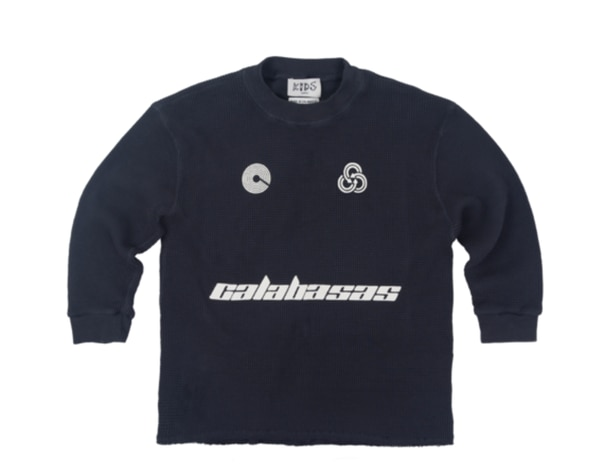 "Kids Supply's ""Calabasas Thermal Set"" features the old TriMet logo on the top right."