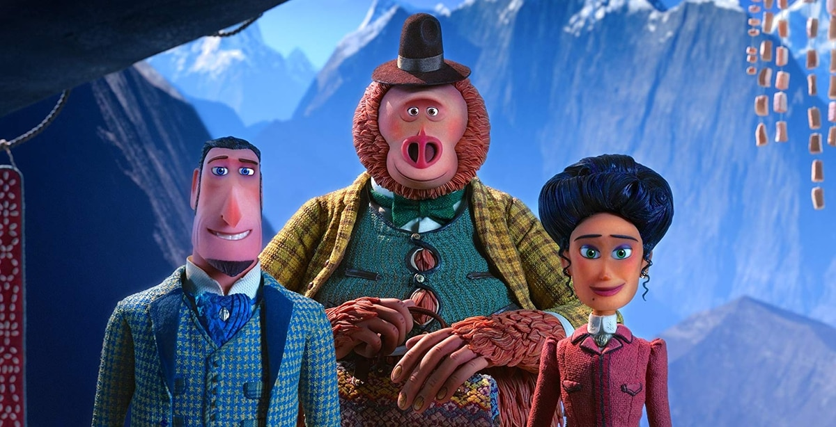 "Laika's ""Missing Link"" Earns an Oscar Nomination for Best Animated Feature"