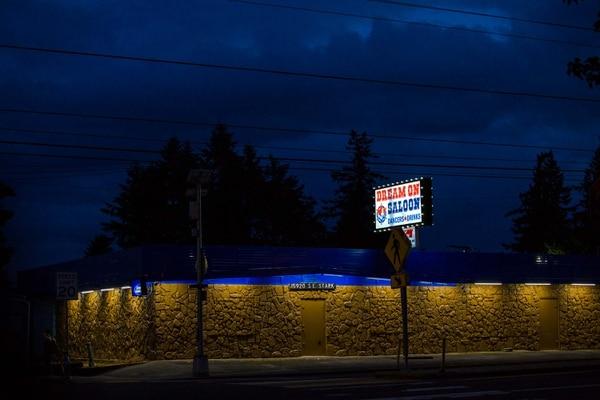 Dream On Saloon. (Rocky Burnside)