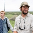 ON THE ROAD: Mark Wahlberg and Reid Miller play a father and son from a real Eastern Oregon family. (Quantrell D. Colbert/Roadside Attractions)