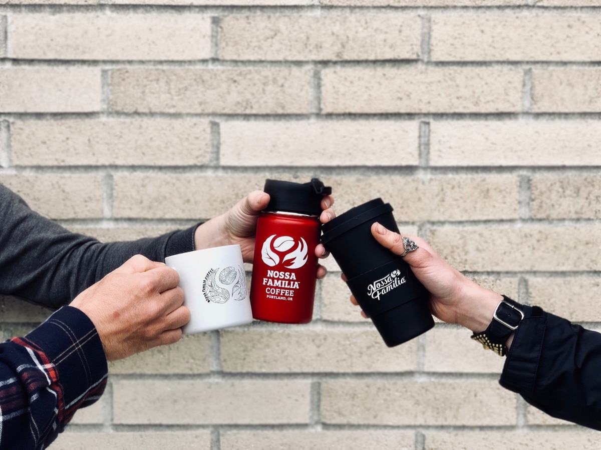 Portland Coffee Shop Nossa Familia Will Start Charging For To-Go Cups on Earth Day