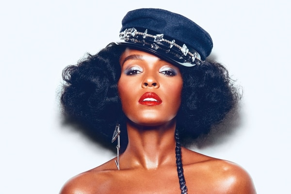 Janelle Monae. IMAGE: Courtesy of Warner Music.