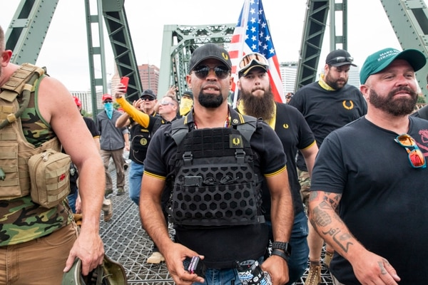 Proud Boys, Aug. 17, 2019 (Wesley Lapointe)