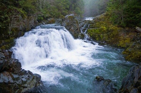 Opal Creek in winter/Thomas Shahan
