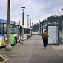 Gateway Transit Center. (Reid Kille)