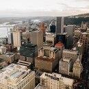 Downtown Portland. (Henry Cromett)