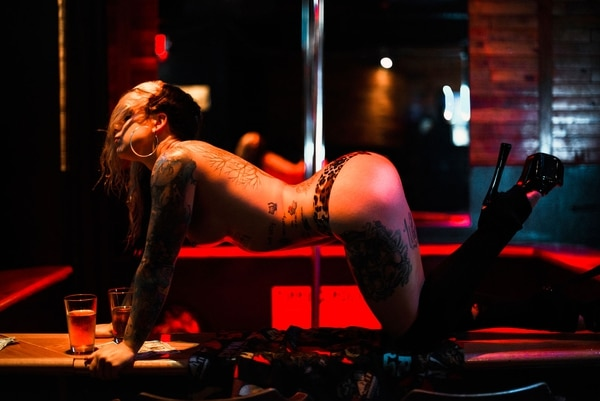 Eugene oregon strip club-7165