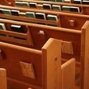 Church pews (Creative Commons)
