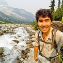 John Chau in the North Cascades in 2017 (from his Facebook page)