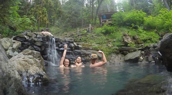 Cougar Hot Springs (Justin Tyler George)
