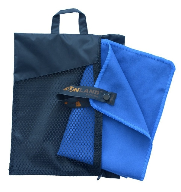 The blue Sunland towel, 24Inch X 48Inch. (Amazon)
