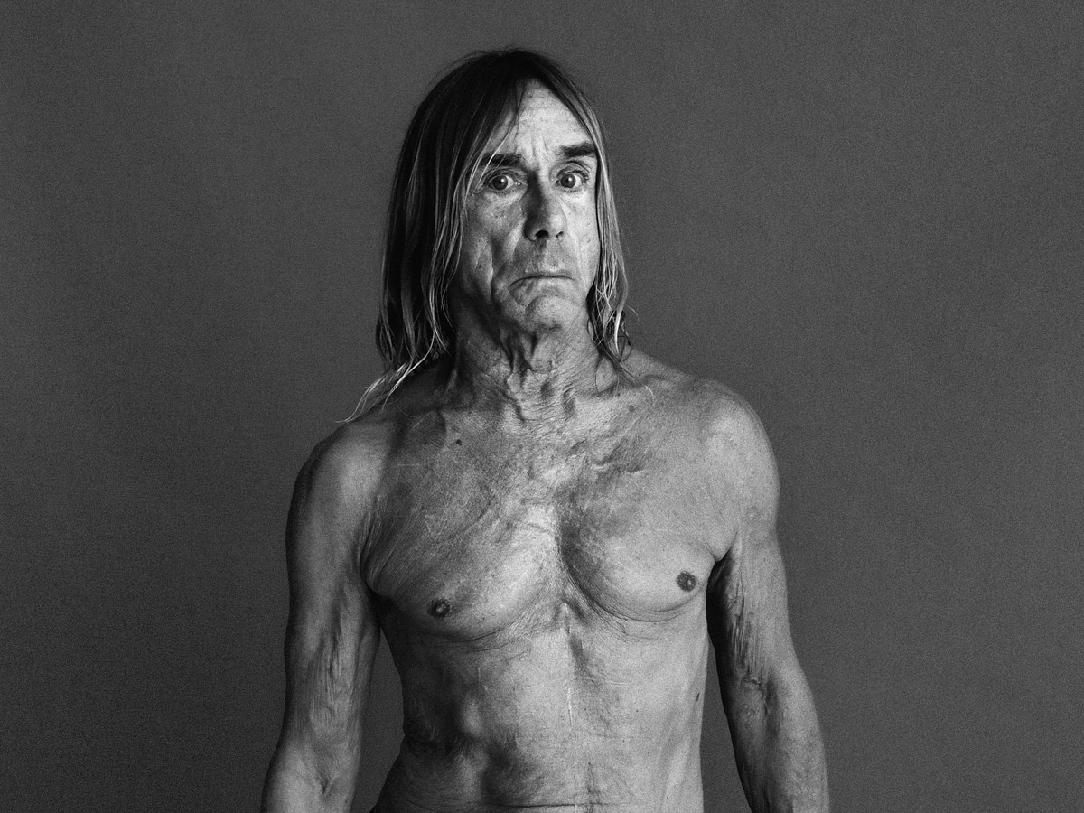 An Annotated History of Iggy Pop's Body - Willamette Week