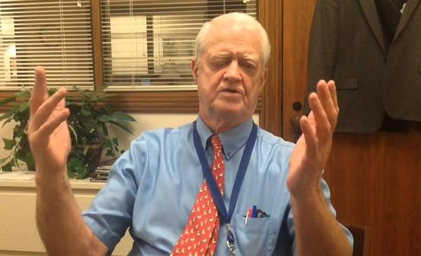 Peter Courtney (WW staff)