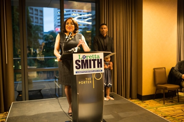 Commissioner Loretta Smith. (Walker Stockly)