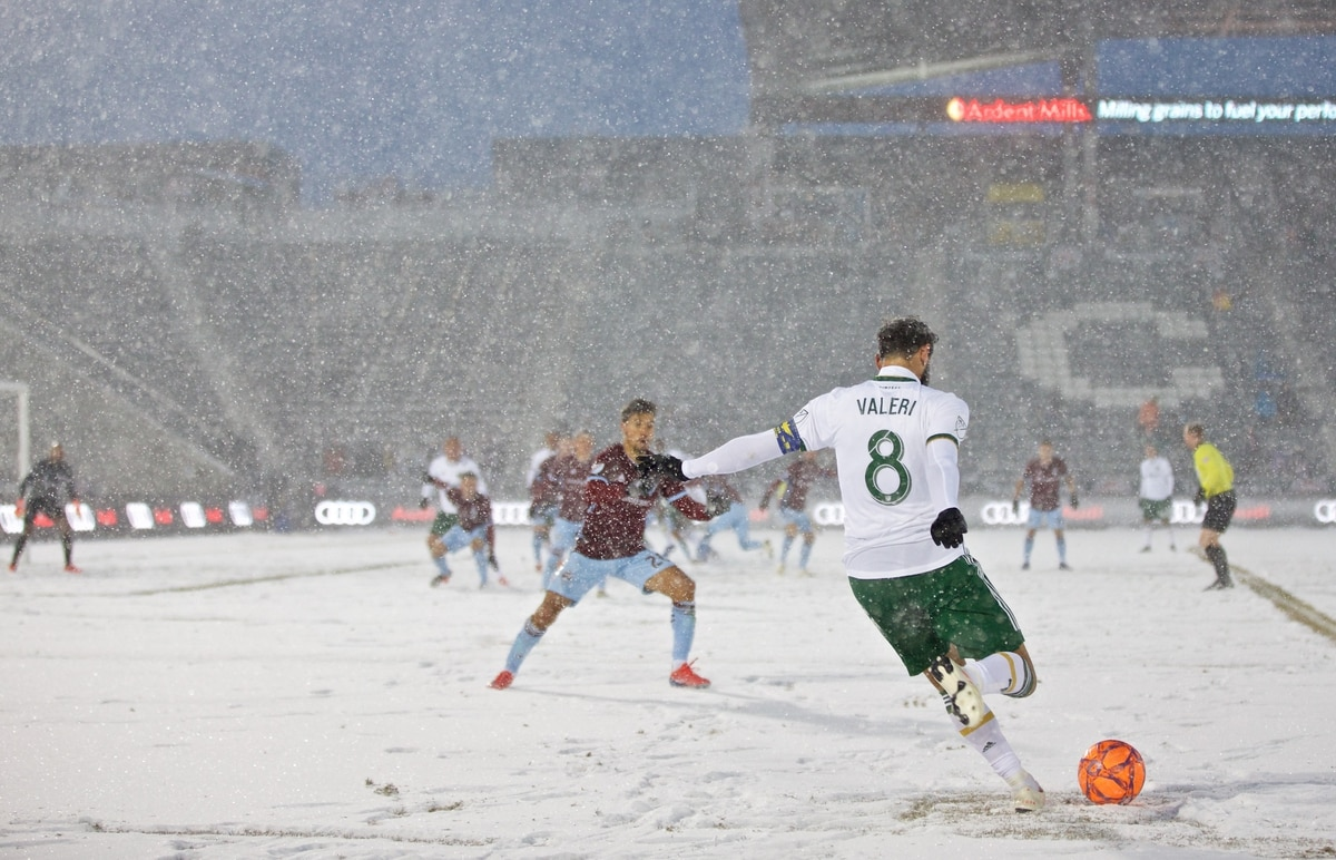 532193db2 The Portland Timbers  Season Opener Against the Colorado Rapids Was ...