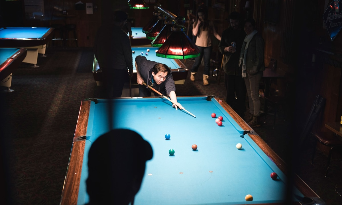 A Portland Pool Hall for Every Quadrant - Willamette Week