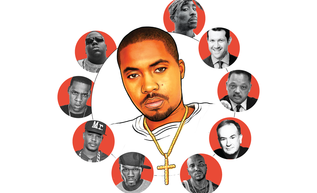 A History of Nas' Greatest Beefs - Willamette Week