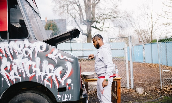 There Is Nothing Else In Portland Like Trap Kitchena Famous Soul