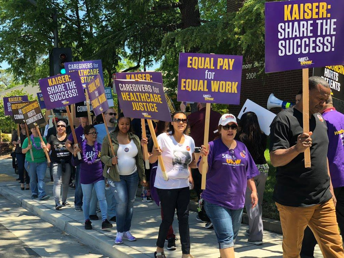 Oregon and Washington Kaiser Permanente Workers Will Vote