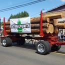 #Timber Unity sponsored the Vernonia Friendship Jamboree and Logging Show last weekend in Columbia County, Ore. (Courtesy of Timber Unity)