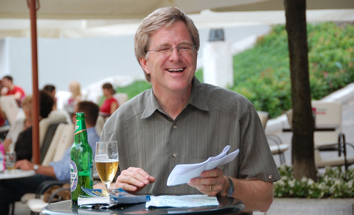 rick steves wants president trump to see what sweden and latin