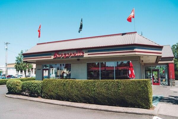 Southeast Portland Burgerville (Daniel Stindt)