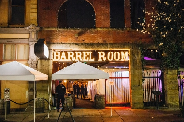 The Barrel Room. (Emily Joan Greene)