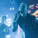 Depeche Mode at Moda Center on Oct. 24. IMAGE: Thomas Teal.