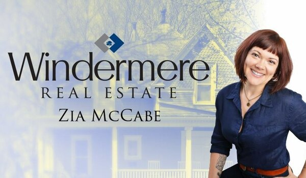 Zia McCabe, real estate agent (Windermere)