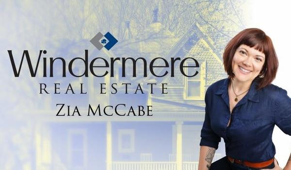 Zia McCabe, real estate agent (Windermere)