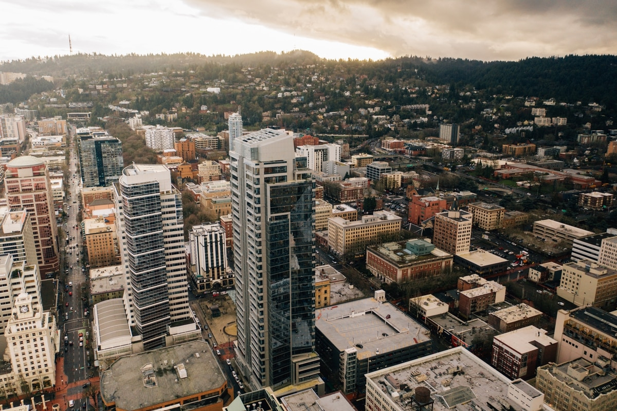 Portland Business Alliance Is Fighting Against a Tax on High-Income Households to Fund Homeless Services