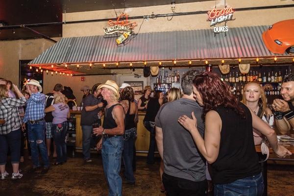 Duke's Country Bar (Emily Joan Greene)