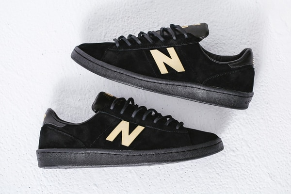 The 791 in the black and gold colorway